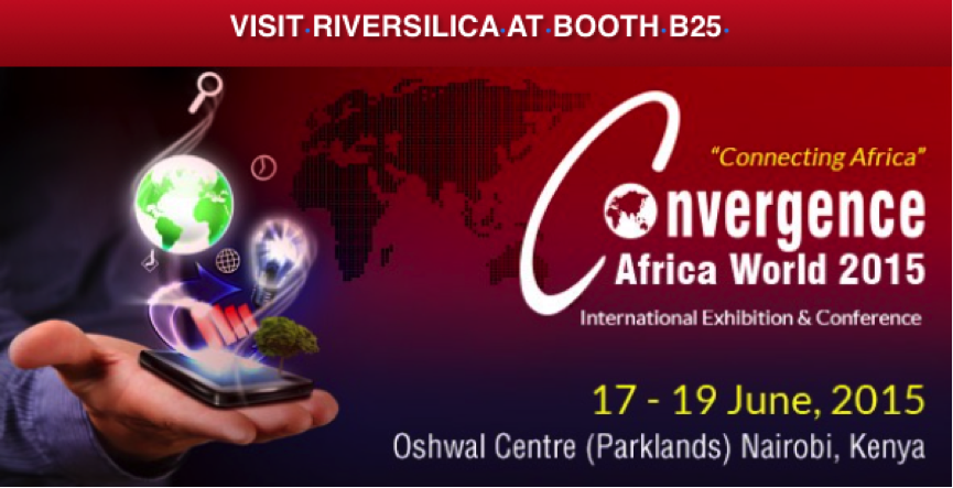 visit riversilica booth